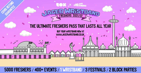 jager wristband cover