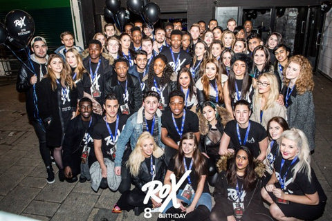 Rox staff brighton seafront at the arch nightclub student party best night out