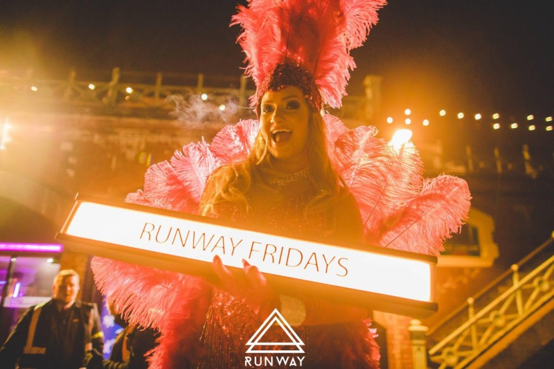 weekend brighton clubbing nightlife nightclubs shooshh coalition pryzm revs stag hen friday runway students celebrate special occasion