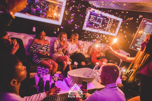 vip brighton shooshh nightclub party drink weekend stag hen go out clubbing