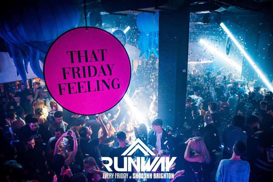 Runway Fridays ✈ First Play Friday ✈ 25/06/21