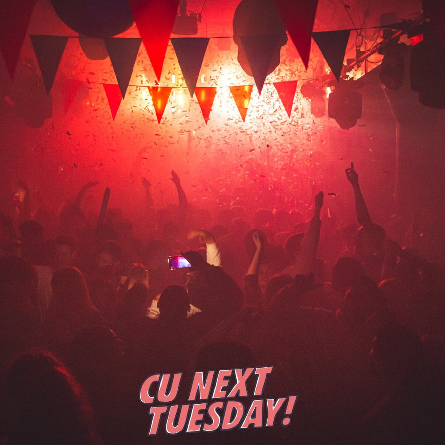 cu next tuesday brighton student clubbing