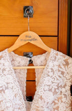 Load image into Gallery viewer, Customised Wooden Coat Hangers
