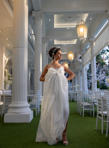 BRIDE LONG DRESS