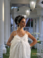 Upload the image to the Gallery viewer,BRIDE LONG DRESS