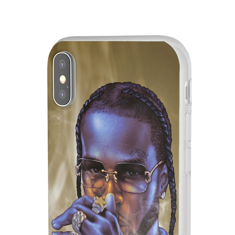 Pop Smoke Flexi Cases