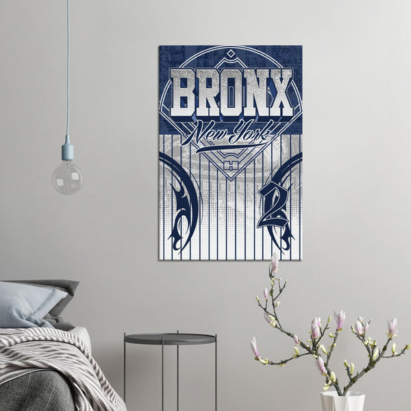 The Bronx /2020   Canvas