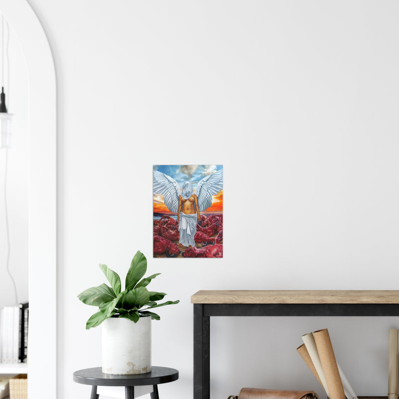 Mother Nature /2020 Premium Matte Paper Poster