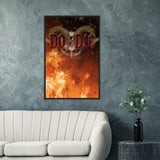 Do or Die /2019   Classic Matte Paper Wooden Framed Poster