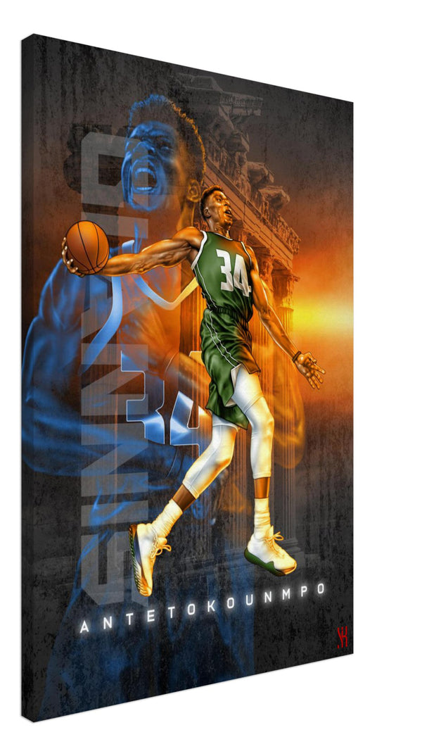 Giannis /2021  Canvas