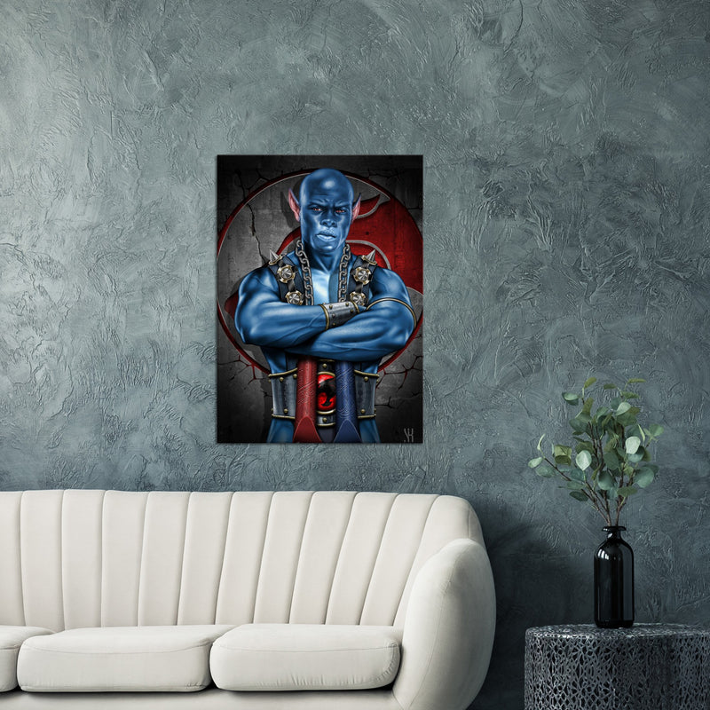 Panthro /2018 Canvas