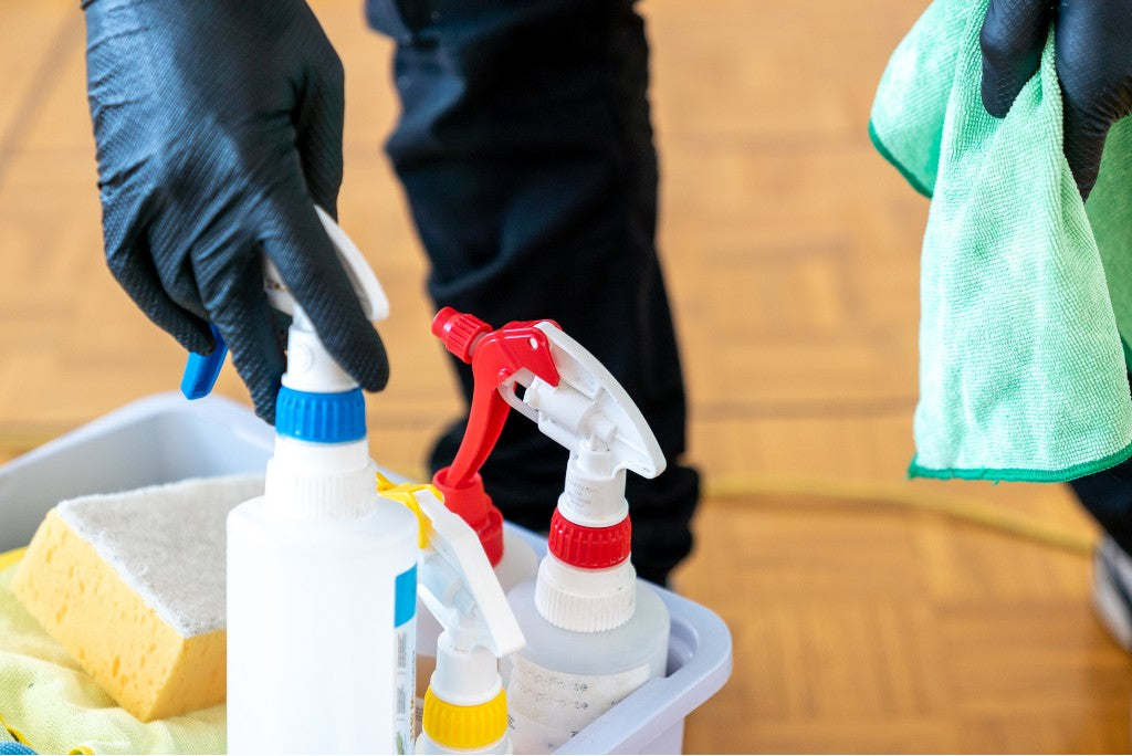 Disinfectant Spray For Clothes