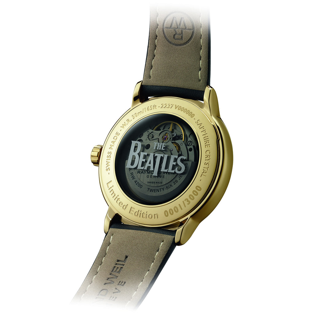 Raymond Weil - Maestro The Beatles Sgt. Pepper's Limited Edition - 2237-PC-BEAT3