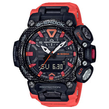 Load image into Gallery viewer, Casio G-Shock GRAVITYMASTER Bluetooth Orange Mens Watch GRB200-1A9