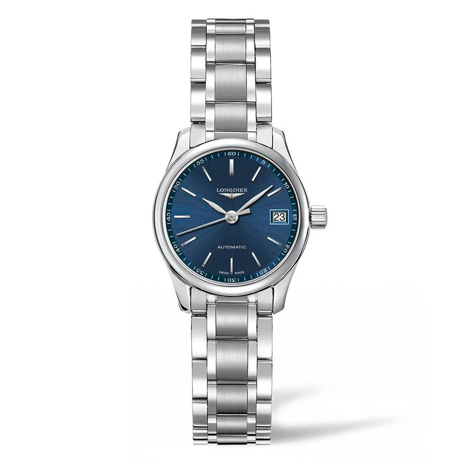 Longines Master Collection - Blue Dial Lady's watch 25mm