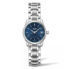Load image into Gallery viewer, Longines Master Collection - Blue Dial Lady's watch 25mm