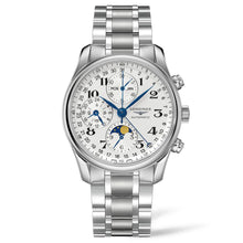 Load image into Gallery viewer, Longines Master Collection - Automatic Chronograph - Silver Dial 40mm