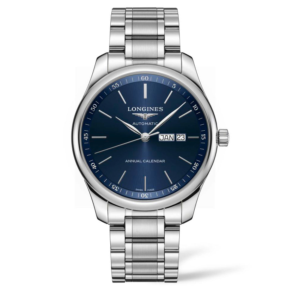 Longines Master Collection - Blue Dial Men's watch 42mm