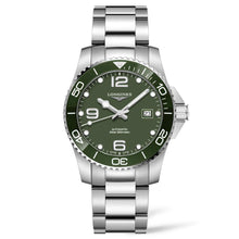 Load image into Gallery viewer, Longines Conquest - Automatic - Green Dial Men's Watch 41mm