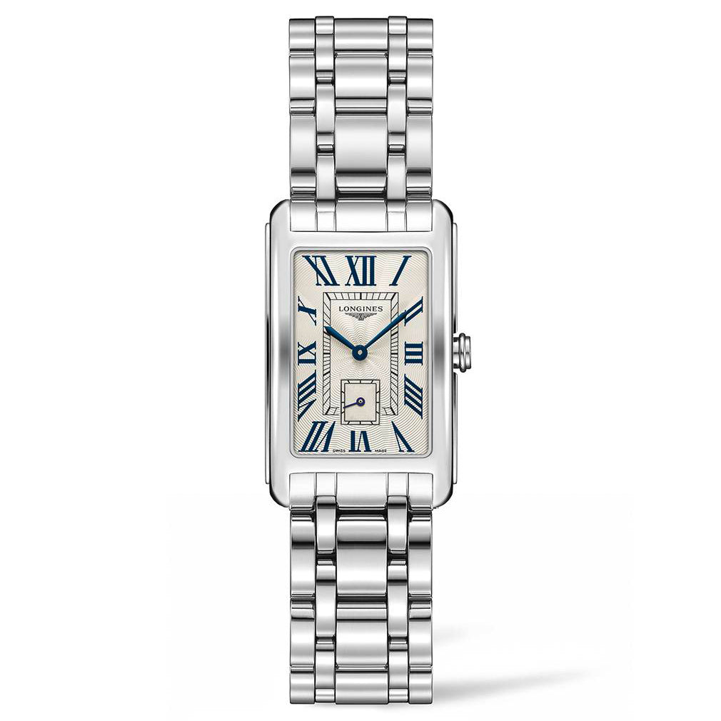 Longines DolceVita - Silver Dial Lady's watch Bacelet 23.30 x 37mm