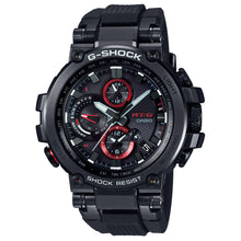 Load image into Gallery viewer, Casio G-Shock MT-G CONNECTED ENGINE Solar GPS Watch MTG-B1000B-1A