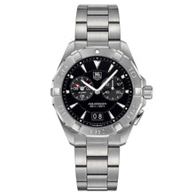 Load image into Gallery viewer, Tag Heuer - Aquaracer - Swiss Quartz - Steel Bracelet - 40.5mm Alarm watch - WAY111Z.BA0928
