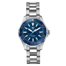 Load image into Gallery viewer, Tag  Heuer - Aquaracer - Ceramic Bezel - MOP Dial - 35mm Watch - WAY131S.BA0748