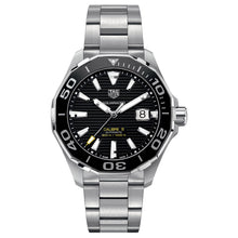 Load image into Gallery viewer, Tag Heuer - Aquaracer - Ceramic Bezel - Automatic watch 43mm - WAY201A.BA0927