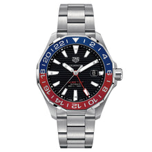 Load image into Gallery viewer, Tag Heuer - Aquaracer - Aluminum Bezel - Automatic GMT watch 43mm - WAY201F.BA0927