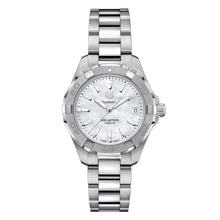 Load image into Gallery viewer, Tag Heuer - Aquaracer - Stainless Steel - Quartz watch 32mm - WBD1311.BA0740