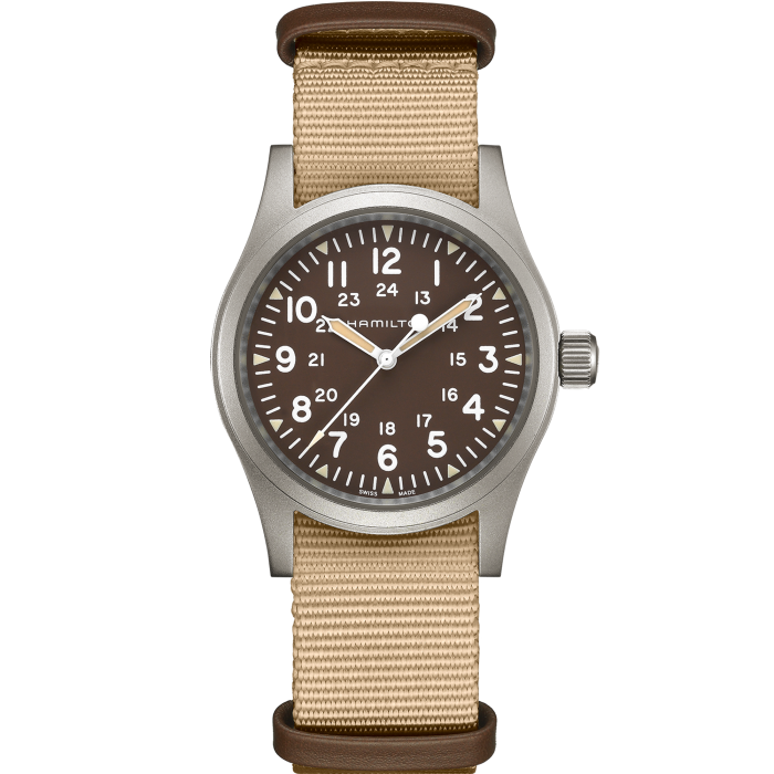 Hamilton Khaki Field Mechanical watch 38mm