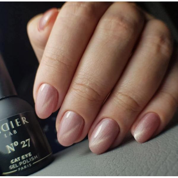 "Didierlab Cat eye Gel polish ""Didier Lab"", Cat eye, No27"