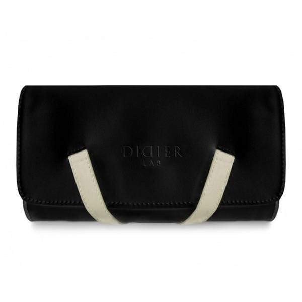 "Didierlab Cosmetic bags and luggage Brush bag ""Didier Lab"", black, 25x51cm"