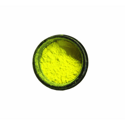 "Didierlab Decor Neon powder ""Didier Lab"", green yellow (KT-FD20), 1g"