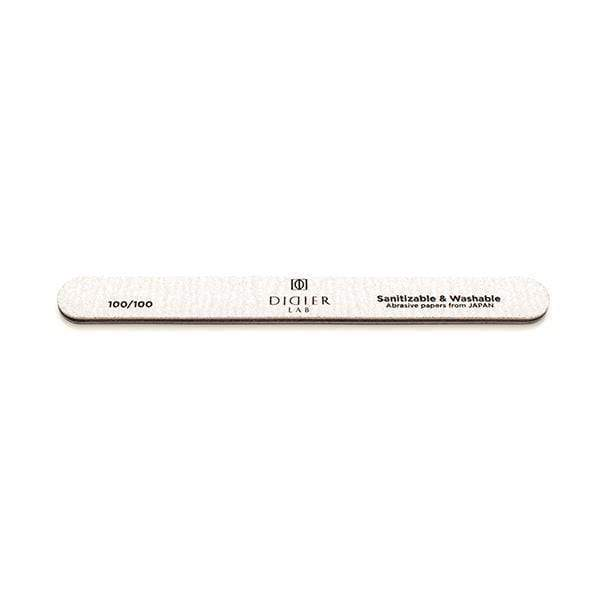 Didierlab Nail Files, Nail Buffers Didier Lab Nail file, straight, speedy zebra, 100/100
