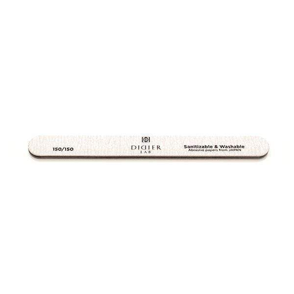 Didierlab Nail Files, Nail Buffers Didier Lab Nail file, straight, speedy zebra, 150/150