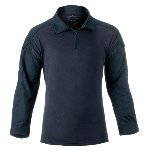 Combat Shirt Navy | INVADER GEAR
