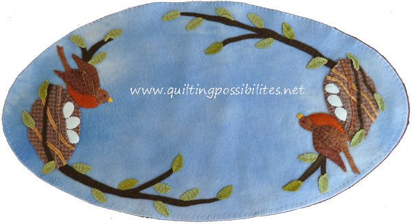Awakenings Wool Applique Kit