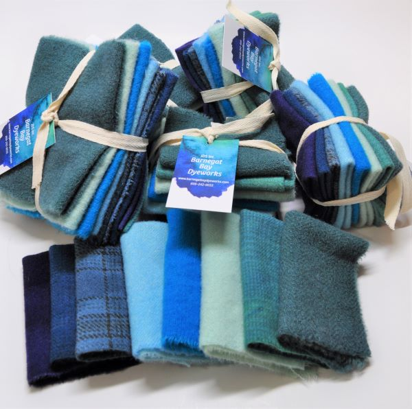 Colors of Water Wool Bundle