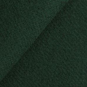 Deep Pine Green Felted Wool