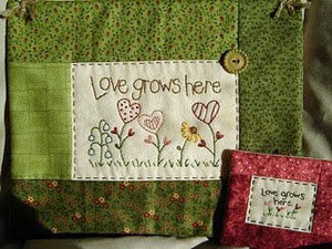 Love Grows Here by Blueberry Backroads
