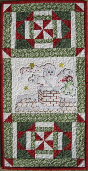 St Nick Pattern by Turnberry Lane