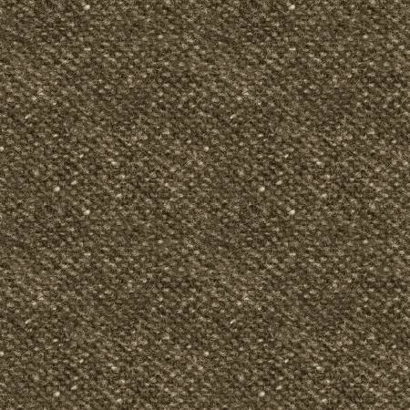 Woolies Flannel Brown Speckled