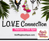 "BLUFF and CREATE: ""Love Connection"" 