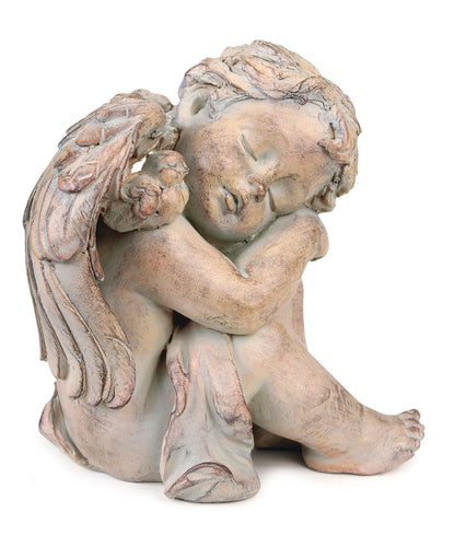 Sleeping Cherub (Set of 2) 8