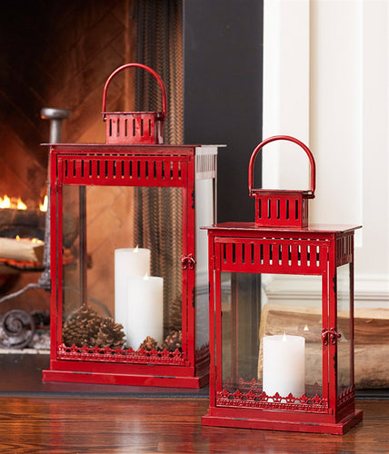 Lanterns (Set of 2) 20