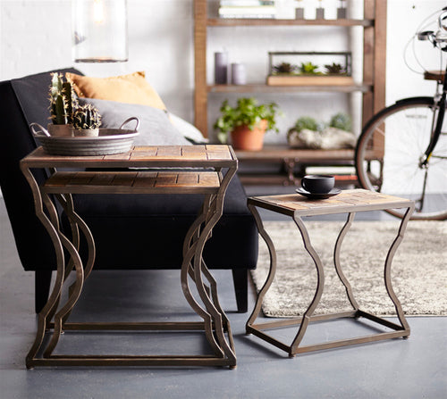 Side Tables (Set of 3) 17.75