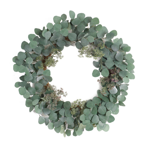 Eucalyptus Wreath 24