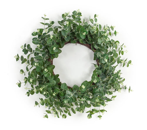 Eucalyptus Wreath 28