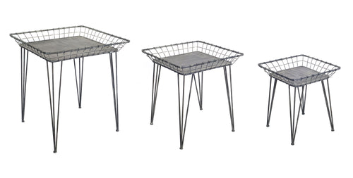 Tray Table (Set of 3) 19.5